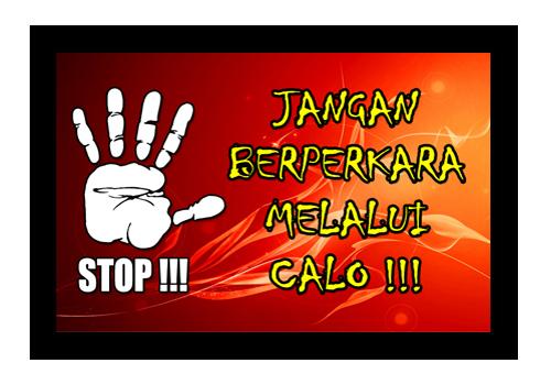 Stop Garatifikasi